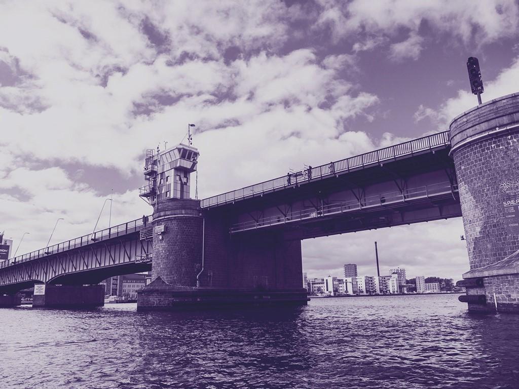 Billede af Limfjords broen