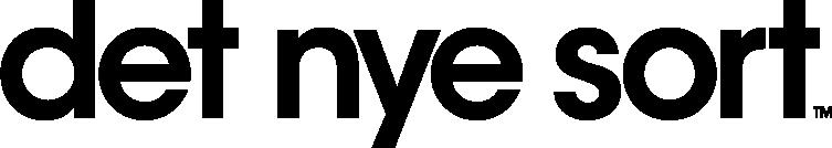 Det nye sort logo